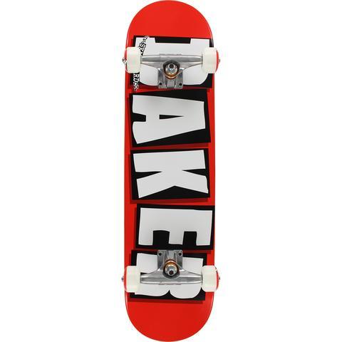 Baker Brand Logo 7,75 Komplet Skateboard